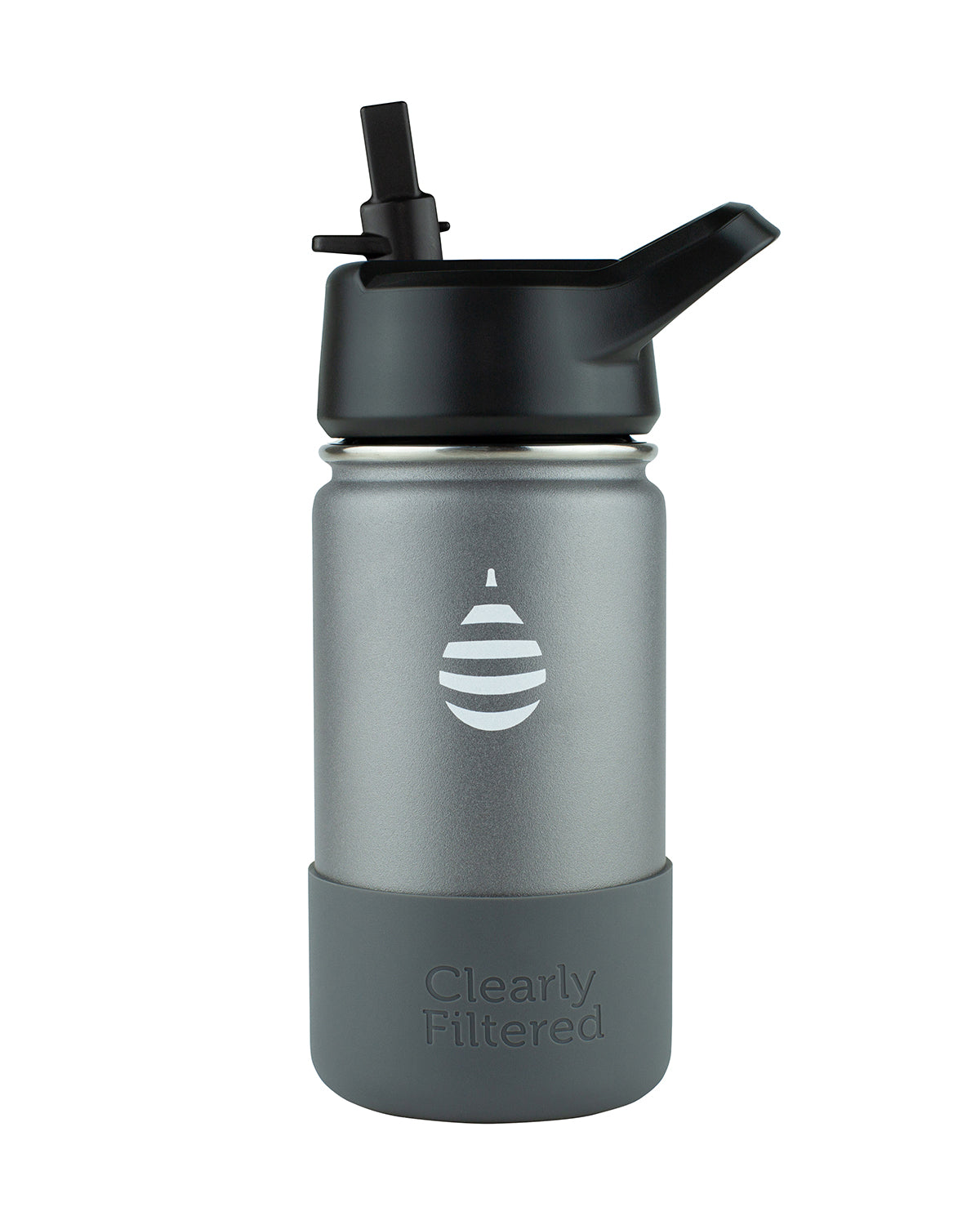 Junior Insulated Stainless Steel Filtered Water Bottle