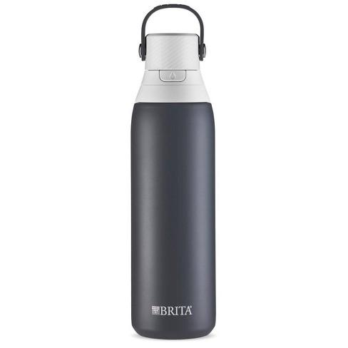 Brita® Stainless Steel Premium Filtering Water Bottle