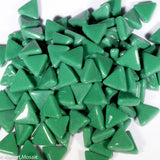 55g - Green - Mini Triangles
