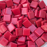 1109-g Venetian Red, 12mm - Oranges, Reds & Pinks tile - Kismet Mosaic - mosaic supplies