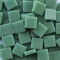 115-g Teal Green, 12mm - Greens & Teals tile - Kismet Mosaic - mosaic supplies