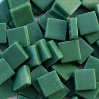 155-m Grass Green, 12mm - Greens & Teals tile - Kismet Mosaic - mosaic supplies