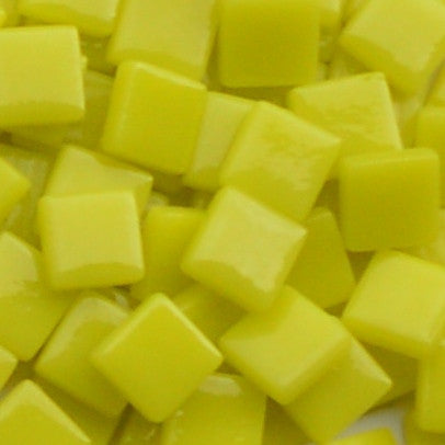 128-g Yellow, 12mm - Yellows tile - Kismet Mosaic - mosaic supplies