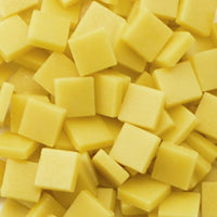 130-m Sweet Corn, 12mm - Yellows tile - Kismet Mosaic - mosaic supplies