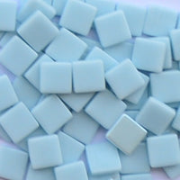 161-g Sky Blue, 12mm - Blues & Purples tile - Kismet Mosaic - mosaic supplies