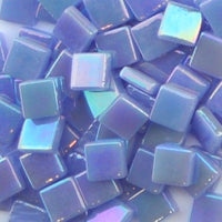 162-i Light Periwinkle, 12mm - Blues & Purples tile - Kismet Mosaic - mosaic supplies