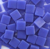 167-g Periwinkle, 12mm - Blues & Purples tile - Kismet Mosaic - mosaic supplies