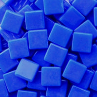 169-g Cobalt Blue, 12mm - Blues & Purples tile - Kismet Mosaic - mosaic supplies