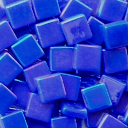 169-i Cobalt Blue, 12mm - Blues & Purples tile - Kismet Mosaic - mosaic supplies
