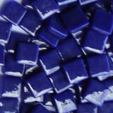 171-g Indigo Blue, 12mm - Blues & Purples - Kismet Mosaic