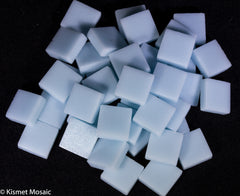 159-m Crystal Blue, 12mm - Blues & Purples tile - Kismet Mosaic - mosaic supplies