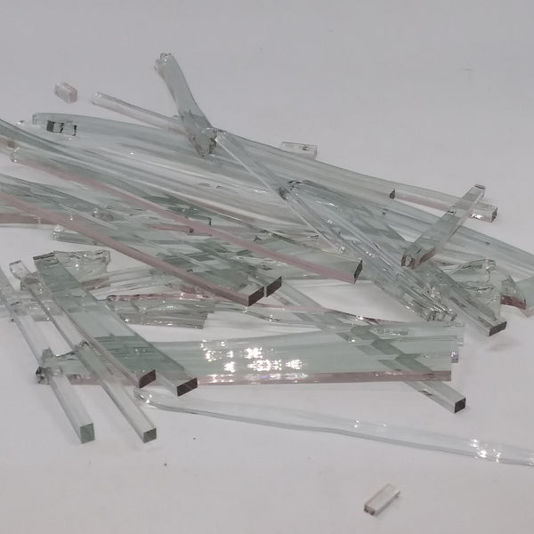 Tempered Glass-Clear-Long Pieces