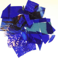 Grab Bag--Blue Stained Glass--Translucent