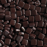 100-g Dark Chocolate, 8mm - Tans & Browns - Kismet Mosaic