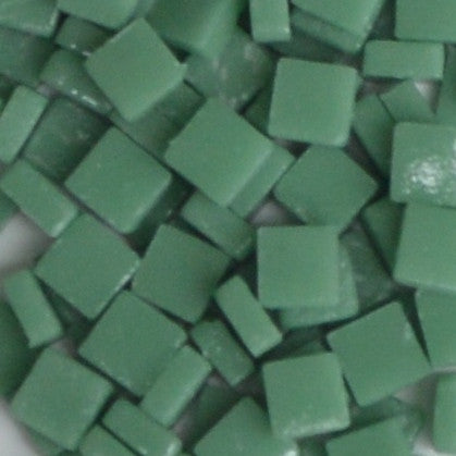 19-m Sea Green, 8mm - Greens & Teals tile - Kismet Mosaic - mosaic supplies