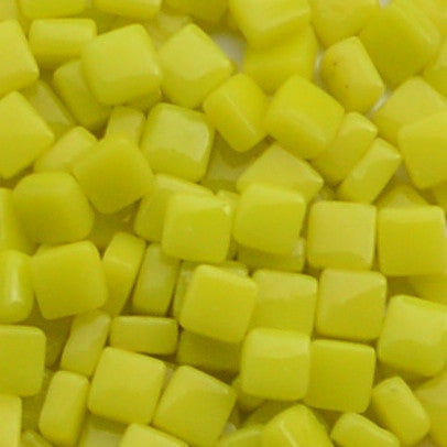 28-g Yellow, 8mm - Yellows tile - Kismet Mosaic - mosaic supplies