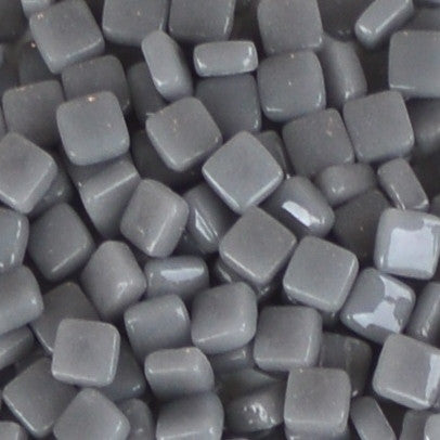 47g - Dark Grey - Gloss8mm - White, Gray & Black - Kismet Mosaic