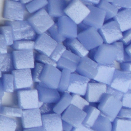 62-m Lt Periwinkle, 8mm - Blues & Purples tile - Kismet Mosaic - mosaic supplies