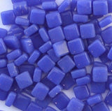 67-g Periwinkle, 8mm - Blues & Purples tile - Kismet Mosaic - mosaic supplies