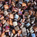 8mm - Browns - Iridescent8mm Assortments - Kismet Mosaic