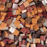 8mm - Browns - Matte8mm Assortments - Kismet Mosaic