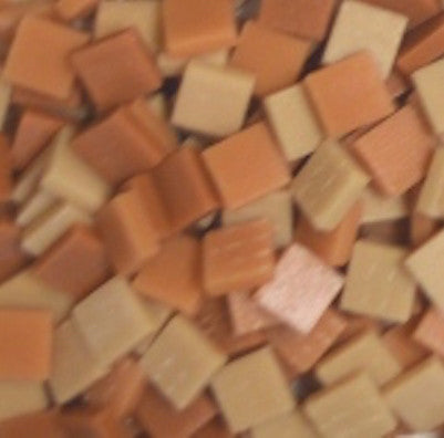 8mm - Tans - Matte8mm Assortments - Kismet Mosaic
