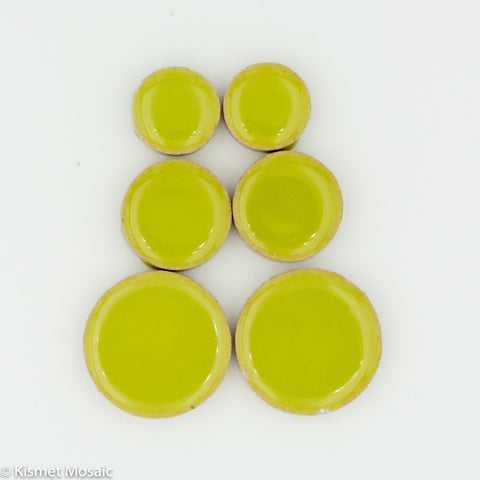 Apple Green Round