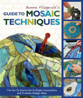 Guide to Mosaic Techniques, Books tile - Kismet Mosaic - mosaic supplies
