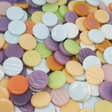 Buttercream Mint Penny Round Assortment
