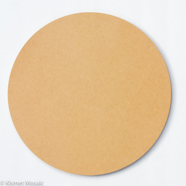 "Circle - 18"", MDFShape tile - Kismet Mosaic - mosaic supplies"