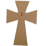 "Cross (Design 1) - 9.5""MDFShape - Kismet Mosaic - 2"