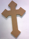 Cross (Design 2) - 9.5""