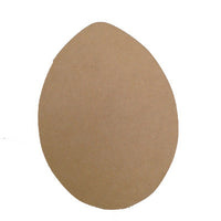 "Egg - 8"", MDFShape tile - Kismet Mosaic - mosaic supplies"