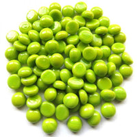 Lime Green Mini Gems