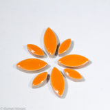 Orange Ellipse/Petal