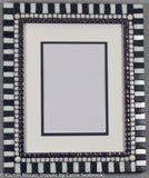 Mosaic Picture Frame Class - 5x7