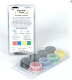 CK2 - Primary Colors, Apoxie Sculpt - Color Kit2 tile - Kismet Mosaic - mosaic supplies