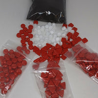 Mosaic Ornament Kit-Red Mix
