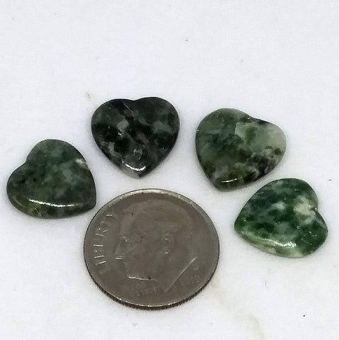 ST116 - Green Agate - Oval