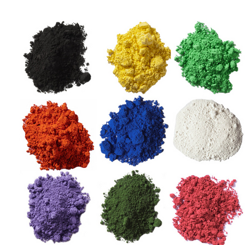 Powdered Colorant Sample