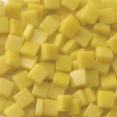 30-m Sweet Corn, 8mm - Yellows tile - Kismet Mosaic - mosaic supplies