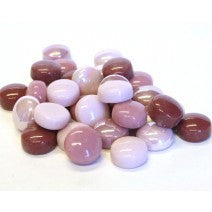 bb17 Pink & Rose Belli ButtonBelliButton Assorted - Kismet Mosaic