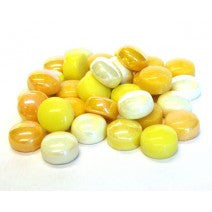 bb3 Radiance Yellow Belli ButtonsBelliButton Assorted - Kismet Mosaic