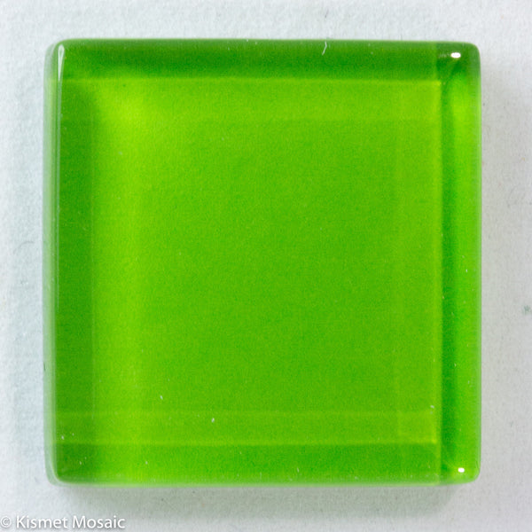 k236 - Mantis, Krystal 20mm tile - Kismet Mosaic - mosaic supplies