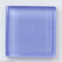 k274 - Pastel Purple, Krystal 20mm tile - Kismet Mosaic - mosaic supplies