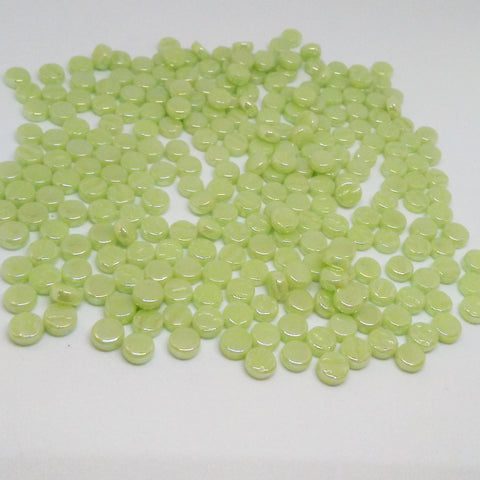 401-i Pastel Green Mini Rounds