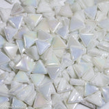 t40-i - Zinc White - Triangle
