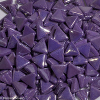 785-i - Purple Triangle, TriangleIrid tile - Kismet Mosaic - mosaic supplies
