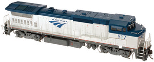 [Cancelled] Dash 8-40B Locomotives - January 2015 Run