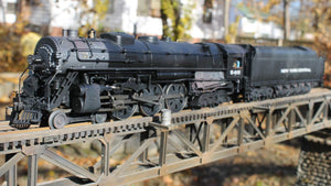Free Weathering on In-Stock Lionel Steam Engines